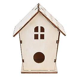 Bird Nesting Boxes Garden Oksea DIY Nest DOX Nest House Bird House Bird House Bird Box Bird Box Wooden Box