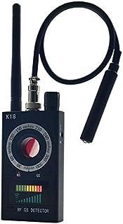 Detector Anti-espião Multifuncional Rastreador GPS Câmera Celular SIM GSM 2G 3G 4G Áudio e Vídeo Sinal RF Radiofrequência ...