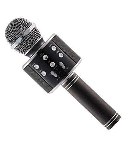 Generic WS-858 Wireless MIC with inbuilt speaker and Bluetooth