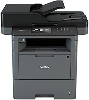 Brother Monochrome Laser Printer, Multifunction Printer, All-in-One Printer, MFC-L6700DW, Advanced Duplex, Wireless Networking Capacity, 70-Page ADF Capacity, Amazon Dash Replenishment Enabled