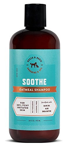 Rocco & Roxie - Oatmeal Dog Shampoo for Dry...