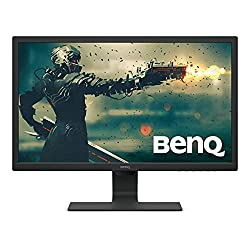 BenQ 24 Inch 1080P Monitor monitor for reading documents