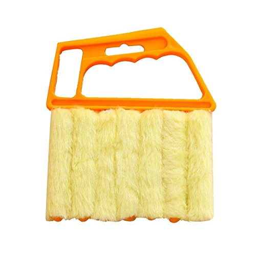 Lowest Prices! Bagvhandbagro Blind Cleaner Tool, Mini Hand-held Cleaner,Mini-Blind Cleaner,Dirt Clea...