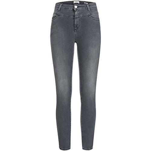 Closed Jeans Skinny Pusher 25 grau