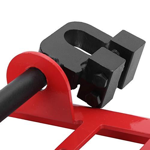 Sierra de guía de corte de madera, motosierra de hierro, roble de nogal para corte de cedro