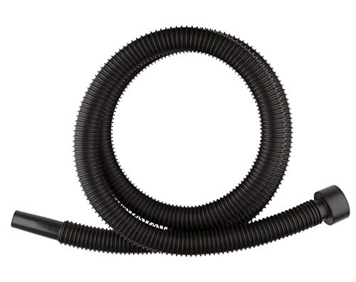HASMX 10ft 1-Pack 2 1/4' Cuff Extension Hose Replacement for Shop Vac Craftsman Ridgid Wet & Dry Vacs