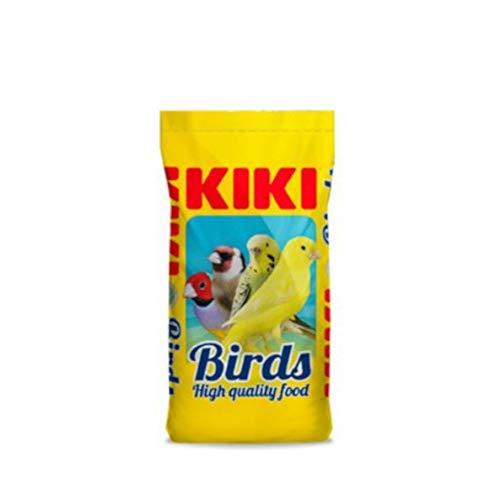 KIKI MIXTURA Canarios SIN Avena - Saco de 25 kg