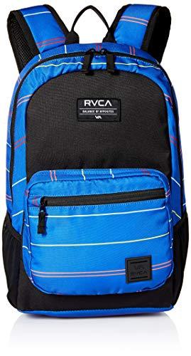 RVCA Herren Estate Delux Backpack Rucksäcke, blau, Einheitsgröße