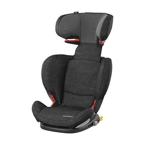 Bébé Confort Rodifix AirProtect Silla de auto, color nomad black