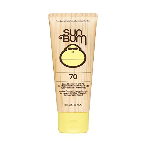 Sun Bum Original SPF 70 Vegan Lotion