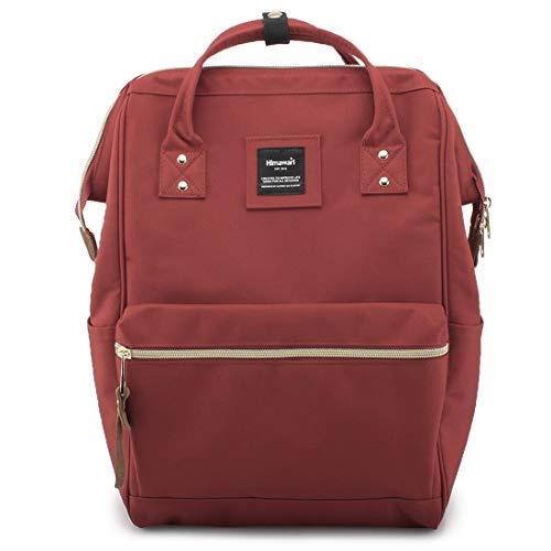 Himawari Laptop Backpack Travel Backpack With USB Charging Port Large Diaper Bag Doctor Bag School Backpack for Women&Men(9001-QJH)
