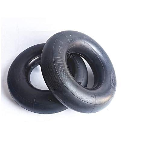 JAJU Neumáticos de Scooter eléctrico, Tubo Interior Grueso en ángulo Recto de...