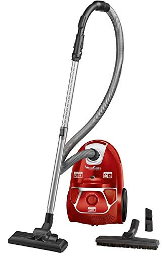 Moulinex mo3953 PA – Aspirateur sans sac (750 W, A, 28 kWh, Aspirateur Cylindre, 3 l)
