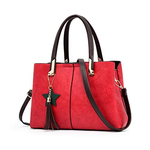 NEW Ladies Handbag Borse in pelle da donna