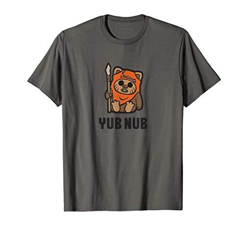 Star Wars Ewok Wicket W. Warrick Yub Nub T-Shirt