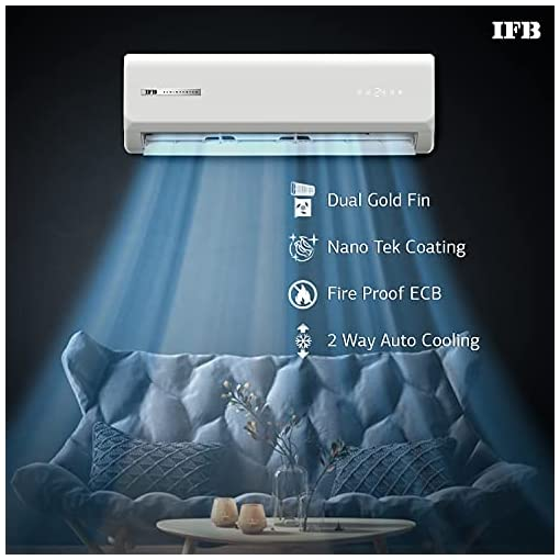 IFB 1.5 ton 3 Star Split Inverter AC