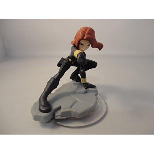 Disney INFINITY: Marvel Super Heroes (2.0 Edition) Black Widow Figure - No Retail Packaging by Disney