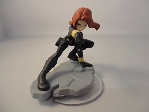 Price comparison product image Disney INFINITY: Marvel Super Heroes (2.0 Edition) Black Widow Figure - No Retail Packaging