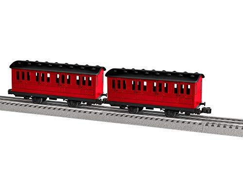 Lionel Trains - Thomas & Friends Branch Line Coach 2-Pack, O Gauge