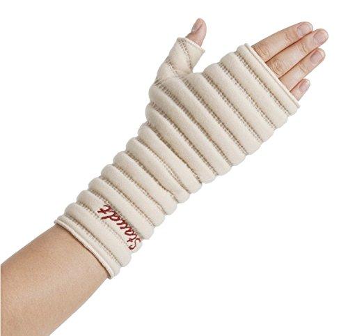 Staudt Handgelenk Manschette Gr.: L (paarweise), Einsatz bei Karpaltunnelsyndrom, Arthrose der Handgelenke und chronische Polyarthritis