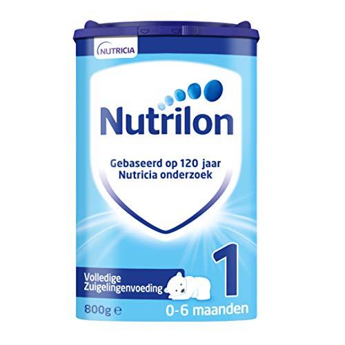 Nutrilon Complete Säuglingsnahrung 1-800g