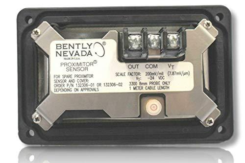 Bently Nevada 132306-01/132306-02 Proximitor Sensor Cover s/f 200mV/mil