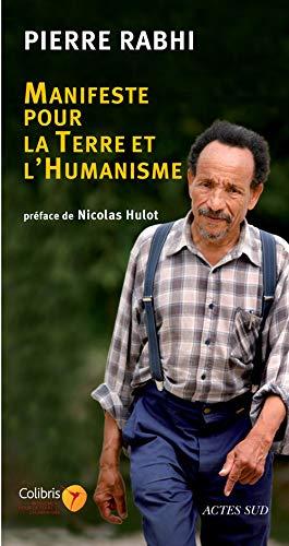 Manifeste pour la Terre et l'humanisme : Pour une insurrection des consciences