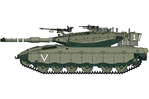ホビーボス 1/72 ファイティングヴィークルシリーズ メルカバ Mk.3D LIC プラモデル No.82917