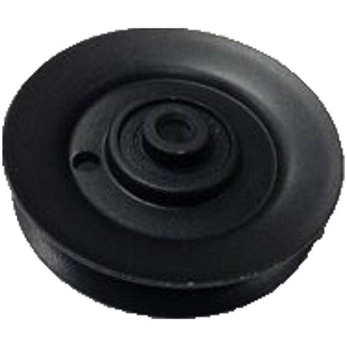 "Agri-Fab Craftsman V Belt Idler Pulley Wheel 4"" Diameter 3/8"" Center Bore 47044"