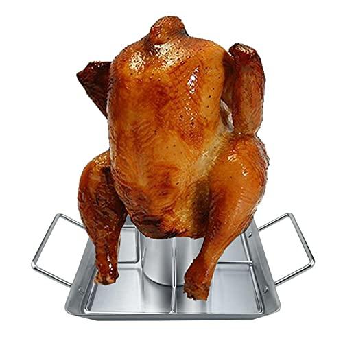 Coop BBQ Chicken Bräter Ständer Huhn Braten Rack Bierdosen Hähnchen Bräter Rack Hnchenbräter Für Gasgrills Mit Culinary Modular Basis Der Marke Campingaz