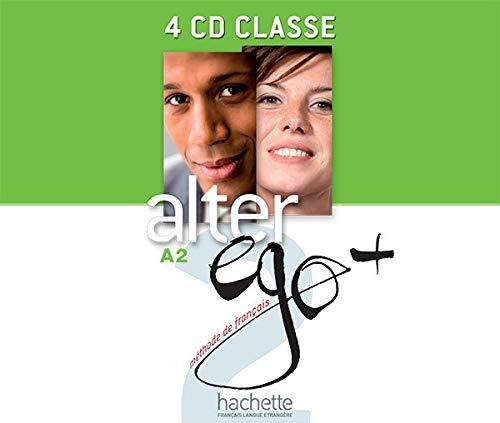 Alter Ego +2: cd audio classe