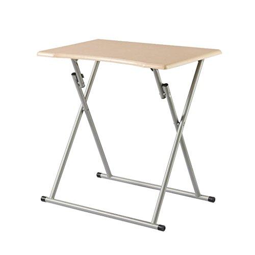 Table d'étude Pliante Table d'étude pour Enfant Table d'ordinateur Simple Table d'ordinateur Portable Table Pliante