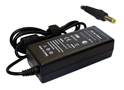 Power4Laptops Adaptador Fuente de alimentación portátil Cargador Compatible con Airis Kira IL1