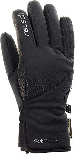 Reusch Damen Skihandschuhe schwarz 6