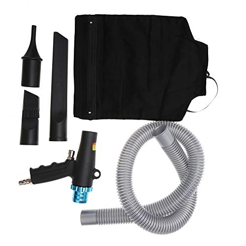 Luftkompressorpistole Hochdruckluft Staubwedel Blaspistole Pistole Typ Pneumatisches Reinigungswerkzeug mit 22/12 / 11cm Düse