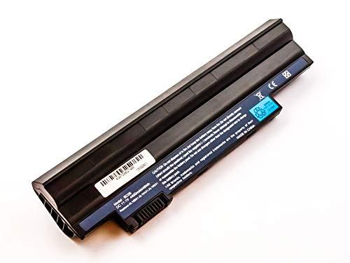 eVendix Akku kompatibel mit Packard Bell PAV80 | 10.8 Volt | 4400 mAh | 47.52 Wh Li-Ion Akku