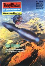 Perry Rhodan Erstauflage Nr. 1700 Möbius, mit Poster, März 1994, Roman-Heft Der Erbe des Universums. Die größte Weltraumserie.
