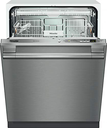 G4975SCVISF | Miele Futura Classic Plus Dishwasher - Fully Integrated, Stainless Steel