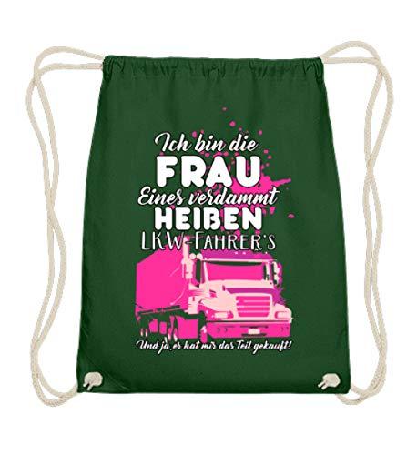 Camiseta de mujer de un conductor de camión – Bolsa de gimnasio...