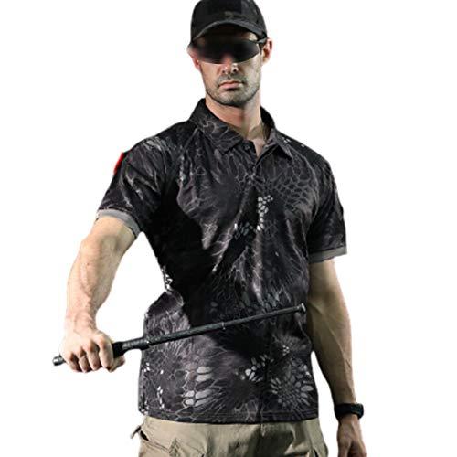 FACAI Camiseta de Culturismo para Hombre - Camiseta de Entrenamiento de Gimnasio,Onecolor-M