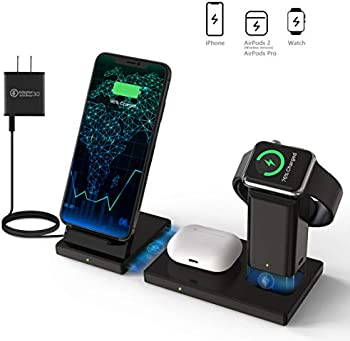 Pal&Sam 3 in 1 Wireless Charging Station