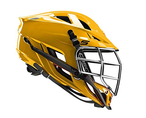 Cascade S-Youth Boys Lacrosse Helmet (Choose Your Shell Color) Recommended for Ages 12 & Under