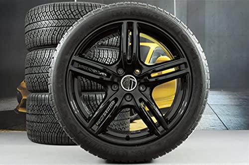 Compatible con Porsche Panamera G2/971 20' Turbo ruedas de invierno negra/winter Wheels