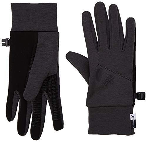 The North Face Women's Etip Glove, TNF Dark Grey Heather, XS