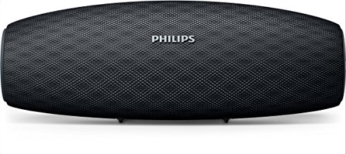 Philips BT7900B/37 Wireless Bluetooth Speaker, Crystal Clear Sound, 100 Foot Range, Water, Dust, and Shock Resistant, Quick Charging, 100 Hour Standby Time