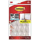 3M コマンド フック カレンダー用 お買い得パック 15個 CM17-CI15HN