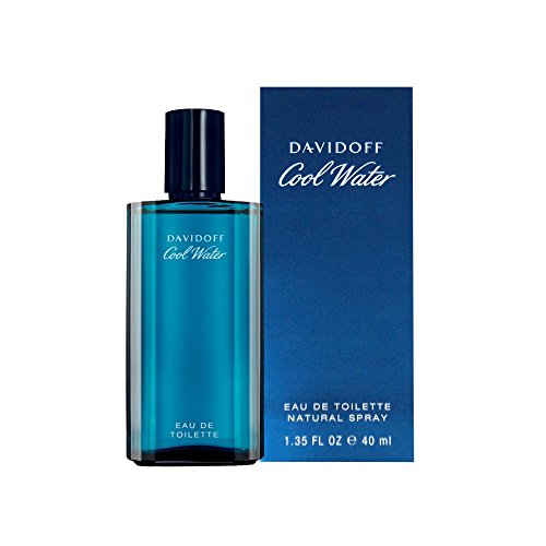 Davidoff Cool Water Eau de Toilette, Uomo, 40 ml