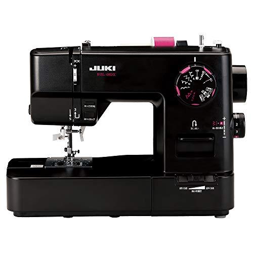 JUKI 電子ミシン 2020年最新モデル 簡単操作 初心者向け コンパクト HZL-40DX