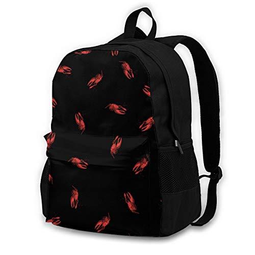 You'Re My Lobster05 Bolsas portátiles para Zapatos de Viaje Organizador de Zapatos Bolsas de Almacenamiento para Ahorrar Espacio 12.6x16.5 Pulgadas