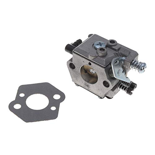 Jardiaffaires Carburateur Adaptable tronçonneuse Stihl 017, 018, MS170 et MS180 Ancien modèle
